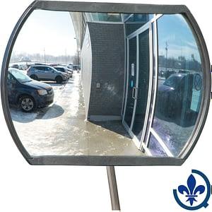 Miroir-convexe-rectangulaire-rond-avec-bras-télescopique-SDP528