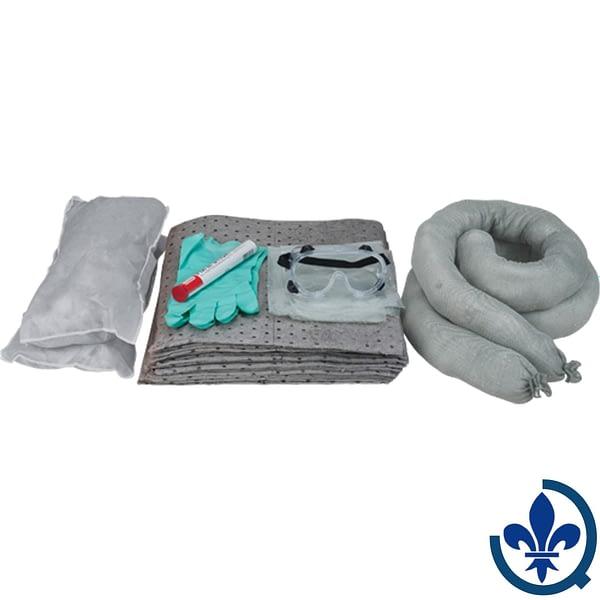 Trousses-de-rechange-pour-véhicules-10-gallons-Matières-dangereuses-SEI889