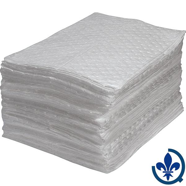 Feuilles-d-absorbants-en-fibres-fines-Huile-seulement-SEH975