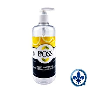 Désinfection-BiOSS-citron-BiOSS