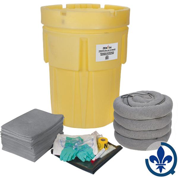 Trousses-économiques-de-déversement-95-gallons-Universel-SEJ272