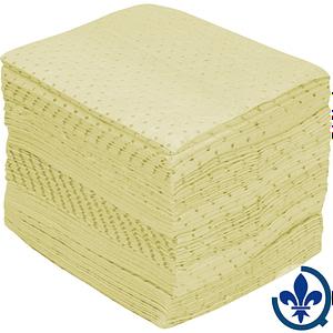 Feuilles-d-absorbants-en-fibres-fines-Matières-dangereuses-SEH986