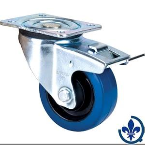 Roulette-en-caoutchouc-élastique-bleu-ML342