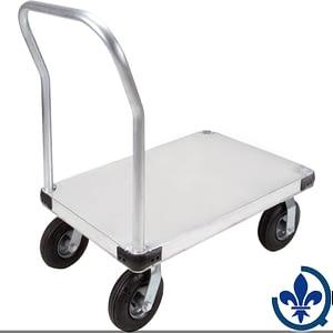 Chariots-à-plateforme-en-aluminium-ML907