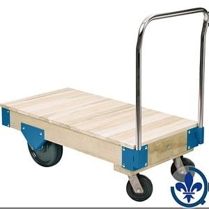 Chariots-à-plateforme-Chariots-à-plateforme-tout-en-bois-MB122