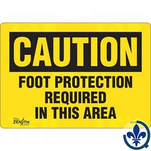 Enseigne-«Foot-Protection-Required»-SGL901