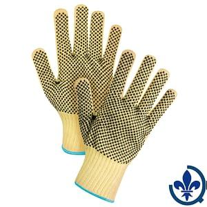 Gants-en-tricot-de-KevlarMD-avec-pois-en-PVC-SFP803
