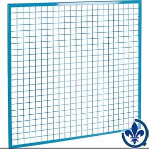 Composantes-pour-partitions-cloisons-grillagées-Panneaux-KD121
