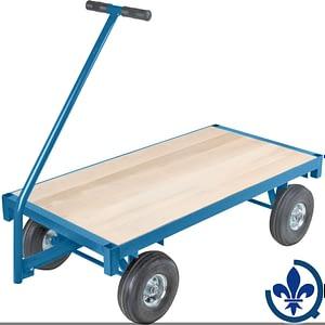 Chariots-à-plateforme-Chariots-wagon-ergonomiques-à-plateforme-MD186