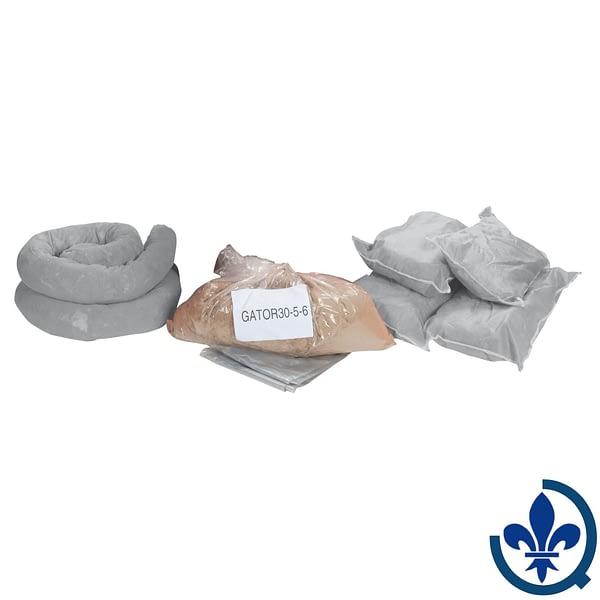 Trousses-de-rechange-pour-véhicule-de-service-10-gallons-Universel-SEJ853