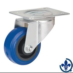 Roulette-en-caoutchouc-élastique-bleu-MO511