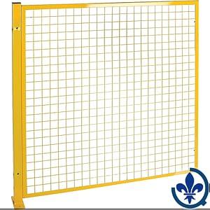 Protecteurs-de-périmètre-Style-treillis-métallique-RL849