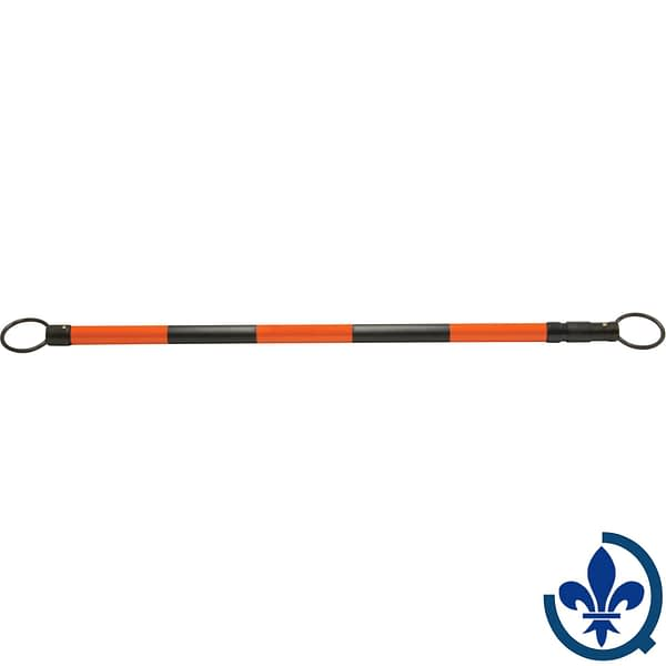 Barre-pour-cône-de-circulation-rétractable-sdp614
