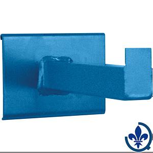 Supports-fixes-pour-contenants-Accessoires-pour-panneaux-à-fentes-CC167