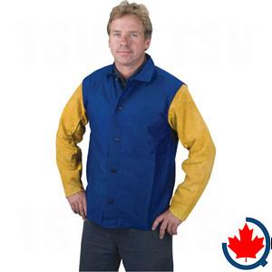 Vestes-de-soudeur-Yellow-Jacket-630-3060L