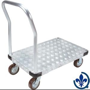Chariots-à-plateforme-en-aluminium-ML934