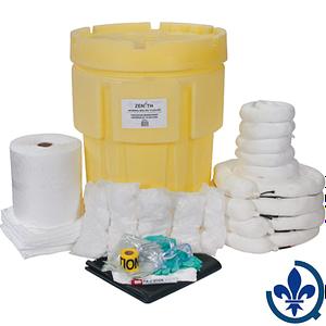 Trousses-industrielles-de-déversement-95-gallons-Huile-seulement-SAK243