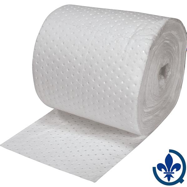 Rouleaux-d-absorbants-en-fibres-fines-Huile-seulement-SEH977