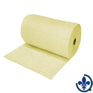 Rouleaux-d-absorbants-en-fibres-fines-Calibre-industriel-Matières-dangereuses-SEI973