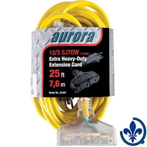 Cordons-rallonges-pour-l-extérieur-en-vinyle-avec-fiche-triple-et-indicateur-lumineux-XC497