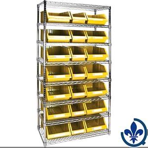tagères-robustes-en-treillis-métallique-avec-bacs-de-rangement-RL840