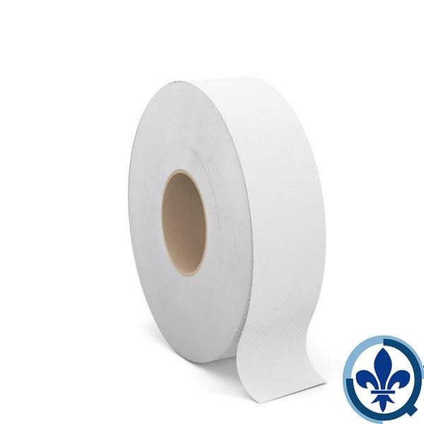 Rouleaux-de-papier-hygiénique-géants-Cascades-PRO-Select-blanc-2-épaisseurs-1-000-pi-caisse-de-12-B240_Quorum_Select_Bath_Jumbo_Roll_Product