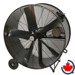Ventilateur-tambour-robuste-et-fixe-à-courroie-EA662