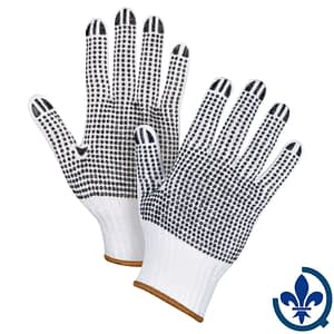 Gants-en-poly-coton-blanc-à-pois-SAN495