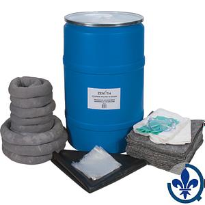 Trousses-écologiques-de-déversement-55-gallons-Universel-SEI181
