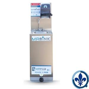 Station de lavage des mains MRSINK