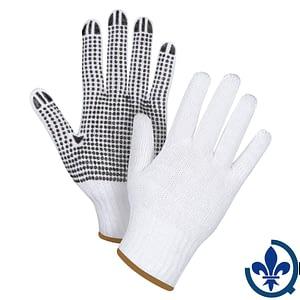Gants-en-poly-coton-blanc-à-pois-SAN491