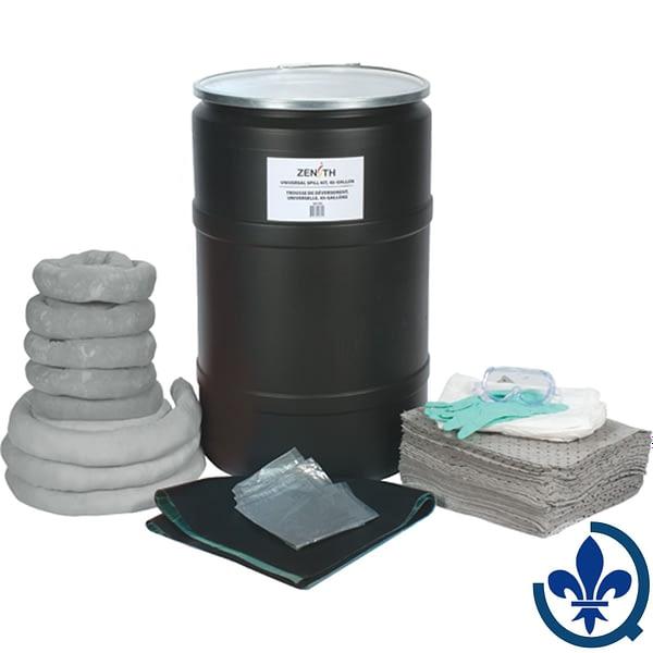 Trousses-de-déversement-de-55-gallons-Universel-SEI195