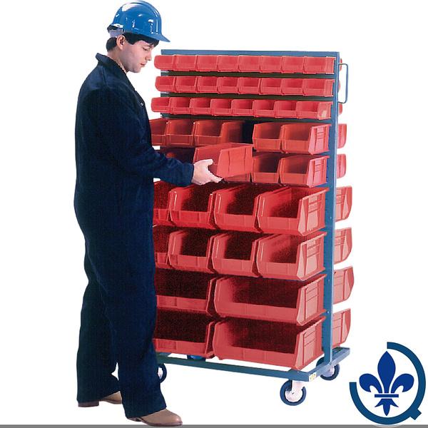Supports-mobiles-pour-contenants-À-deux-côtés-Support-contenants-CB090