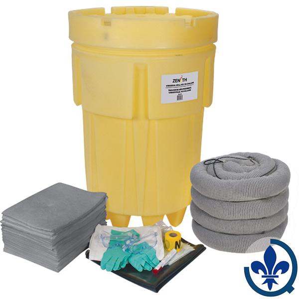 Trousses-économiques-de-déversement-mobile-95-gallons-Universel-SEJ273