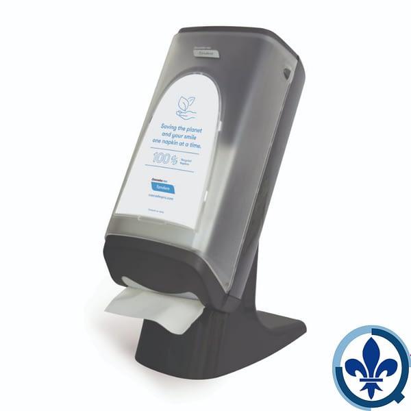 Distributrice-de-serviettes-de-table-entrepliées-sur-pied-murale-C440_Quorum_Tandem_Dispenser_Product