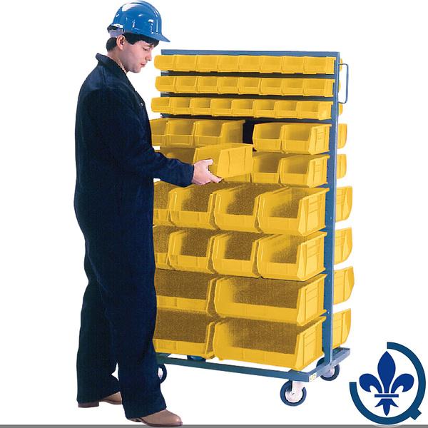 Supports-mobiles-pour-contenants-À-deux-côtés-Support-contenants-CB091