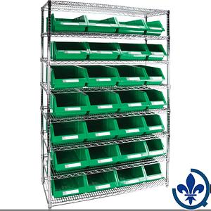 tagères-robustes-en-treillis-métallique-avec-bacs-de-rangement-RL833