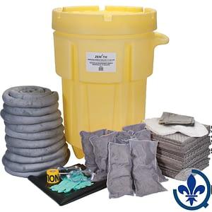 Trousses-de-déversement-pour-établi-mobile-95-gallons-Universel-SEI495