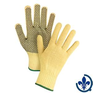 Gants-en-tricot-de-KevlarMD-avec-pois-en-PVC-SFP797