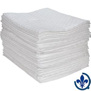 Feuilles-d-absorbants-en-fibres-fines-Huile-seulement-SEH974