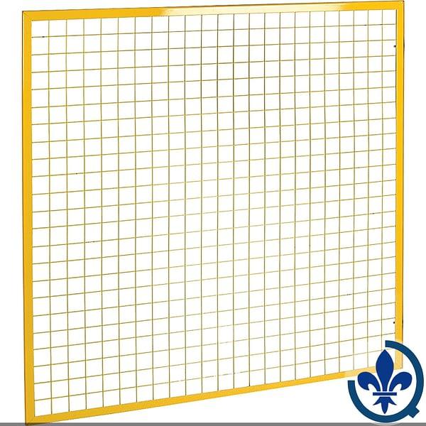 Composantes-pour-partitions-cloisons-grillagées-Panneaux-KH926