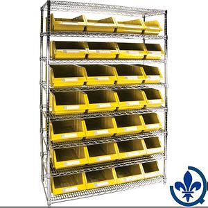 tagères-robustes-en-treillis-métallique-avec-bacs-de-rangement-RL832