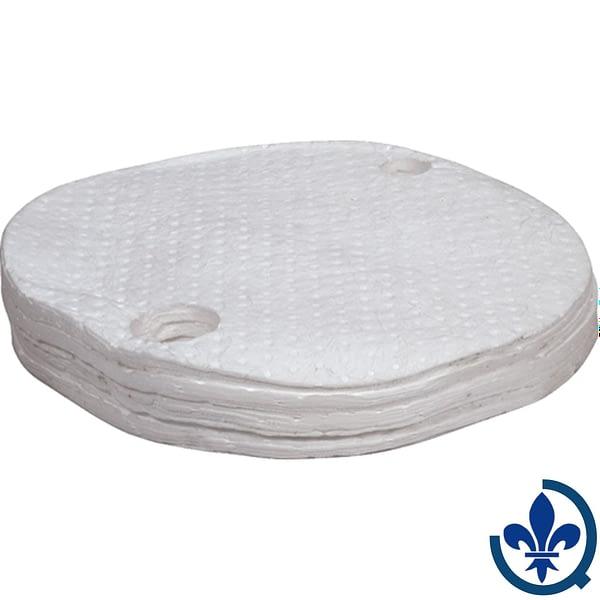 Tampons-absorbants-pour-couvercles-de-barils-Huile-seulement-SEI050