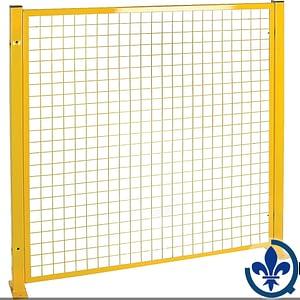 Protecteurs-de-périmètre-Style-treillis-métallique-RL848