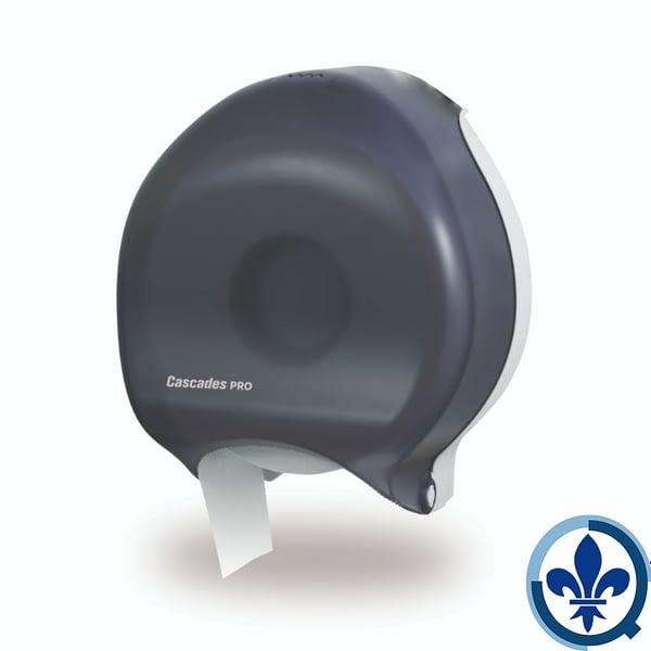 Distributeur-de-papier-hygiénique-en-rouleau-géant-pour-un-rouleau-de-9-po-Cascades-PRO-noir-DB09_Quorum_Universal_Dispenser_Product
