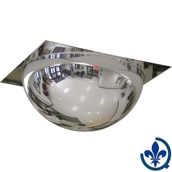 Miroir-en-dôme-avec-panneau-pour-plafond-suspendu-SAR052
