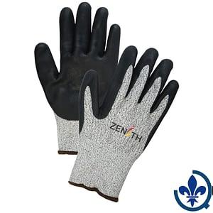 Gants-de-PEHP-enduits-de-mousse-de-nitrile-doublés-d-acrylique-SGF948