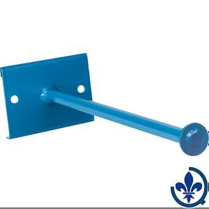 Supports-fixes-pour-contenants-Accessoires-pour-panneaux-à-fentes-CC166