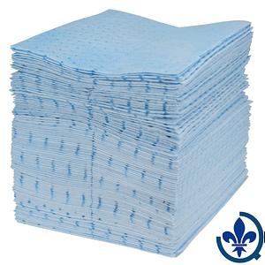 Feuilles-absorbants-bleus-liés-Huile-seulement-SEJ186