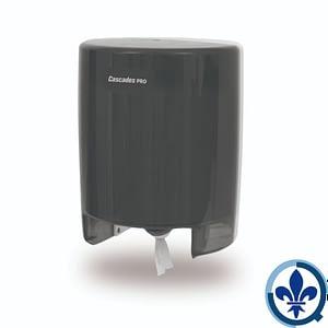 Distributeur-universel-d-essuie-mains-à-dévidoir-central-Cascades-PRO-gris-DH09_Quorum_Universal_Dispenser_Product